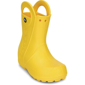 Crocs Handle It Rain Boots Kinder yellow